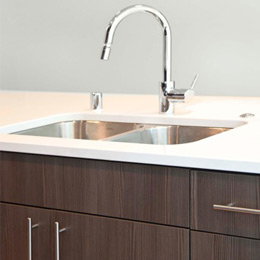 East Terrace Apartments: All Grohe Fixtures